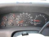 1999 Ford F350 Super Duty XL Regular Cab Chassis Utllity Bucket Gauges