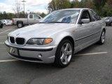 2005 Titanium Silver Metallic BMW 3 Series 325xi Sedan #47906352