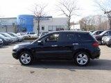 2008 Nighthawk Black Pearl Acura RDX  #47906656
