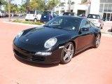 2008 Black Porsche 911 Targa 4S #47965776