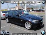 2010 Monaco Blue Metallic BMW 3 Series 328i Sports Wagon #47965986