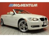 2007 Alpine White BMW 3 Series 335i Convertible #47966204