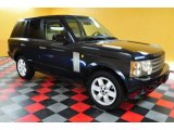 2004 Land Rover Range Rover Adriatic Blue Metallic
