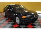1999 Orient Blue Metallic BMW 3 Series 328i Sedan #47966220