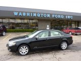 2008 Black Lincoln MKZ AWD Sedan #47966052