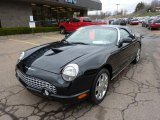 Ford Thunderbird 2002 Data, Info and Specs
