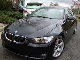 2008 Black Sapphire Metallic BMW 3 Series 328i Convertible #47966279