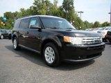 2010 Tuxedo Black Ford Flex SE #47965884
