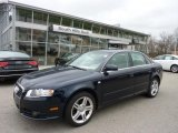 2008 Deep Sea Blue Pearl Effect Audi A4 2.0T quattro Sedan #47965885