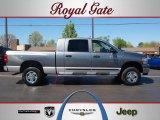 2007 Mineral Gray Metallic Dodge Ram 1500 SLT Mega Cab 4x4 #47965714