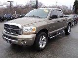 2006 Mineral Gray Metallic Dodge Ram 1500 Laramie Quad Cab 4x4 #47966307