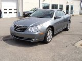 2010 Chrysler Sebring Silver Steel Metallic