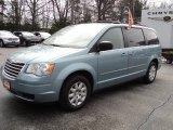 2010 Clearwater Blue Pearl Chrysler Town & Country LX #47966314
