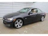 2008 Black Sapphire Metallic BMW 3 Series 335i Convertible #47965745