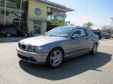 2004 Silver Grey Metallic BMW 3 Series 330i Coupe #47966131