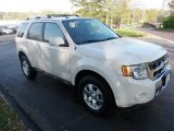 2009 White Suede Ford Escape Limited V6 4WD #47966358
