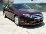2011 Bordeaux Reserve Metallic Ford Fusion SE #47965972
