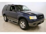 2003 True Blue Metallic Ford Explorer Sport XLT 4x4 #47966370