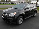 2011 Black Granite Metallic Chevrolet Equinox LT #47966387
