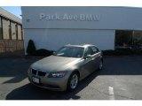 2008 Platinum Bronze Metallic BMW 3 Series 328xi Sedan #48025434
