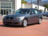 2011 Space Gray Metallic BMW 3 Series 328i Sports Wagon #48025437