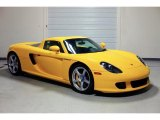 Porsche Carrera GT Data, Info and Specs