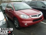 2008 Moroccan Red Pearl Acura RDX Technology #48025217
