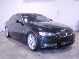 2009 Jet Black BMW 3 Series 335i Convertible #48025977