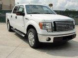 2011 Oxford White Ford F150 Texas Edition SuperCrew #48025732