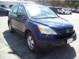 2008 Royal Blue Pearl Honda CR-V LX 4WD #48025989