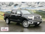 2011 Black Toyota Tundra Platinum CrewMax 4x4 #48025259