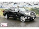 2011 Black Toyota Tundra Platinum CrewMax 4x4 #48025260