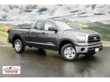 2011 Magnetic Gray Metallic Toyota Tundra SR5 Double Cab 4x4 #48025262