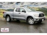 2011 Silver Sky Metallic Toyota Tundra TRD Double Cab 4x4 #48025263