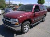 2005 Sport Red Metallic Chevrolet Tahoe LS #48025998