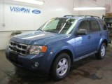 2009 Sport Blue Metallic Ford Escape XLT 4WD #48026247