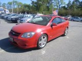 2007 Victory Red Chevrolet Cobalt SS Supercharged Coupe #48026007