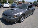 2003 Dark Shadow Grey Metallic Ford Mustang GT Convertible #48026008