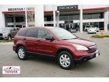 2008 Tango Red Pearl Honda CR-V EX 4WD #48025284
