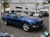 2006 Vista Blue Metallic Ford Mustang GT Premium Coupe #48025754