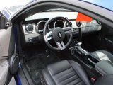 2006 Ford Mustang GT Premium Coupe Black Interior