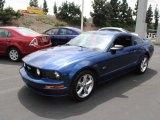 2006 Ford Mustang Vista Blue Metallic