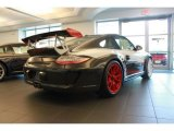 2011 Porsche 911 Grey Black/Guards Red