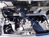 1999 Porsche 911 Carrera Coupe 3.4 Liter DOHC 24V VarioCam Flat 6 Cylinder Engine