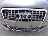 Audi S8 2009 Badges and Logos