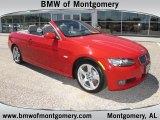 2008 Crimson Red BMW 3 Series 328i Convertible #48025794