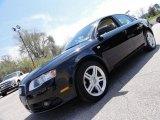 2008 Brilliant Black Audi A4 2.0T quattro S-Line Sedan #48025326