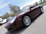 2004 Porsche 911 Carmon Red Metallic