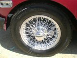 MG MGB 1977 Wheels and Tires