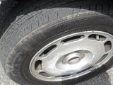 Audi 5000 1986 Wheels and Tires